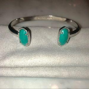 Kendra Scott Cuff Silver Bracelet